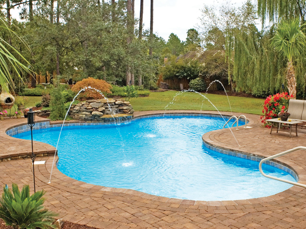 Diamond Pools Amp Spas Vinyl Swimming Pool Construction